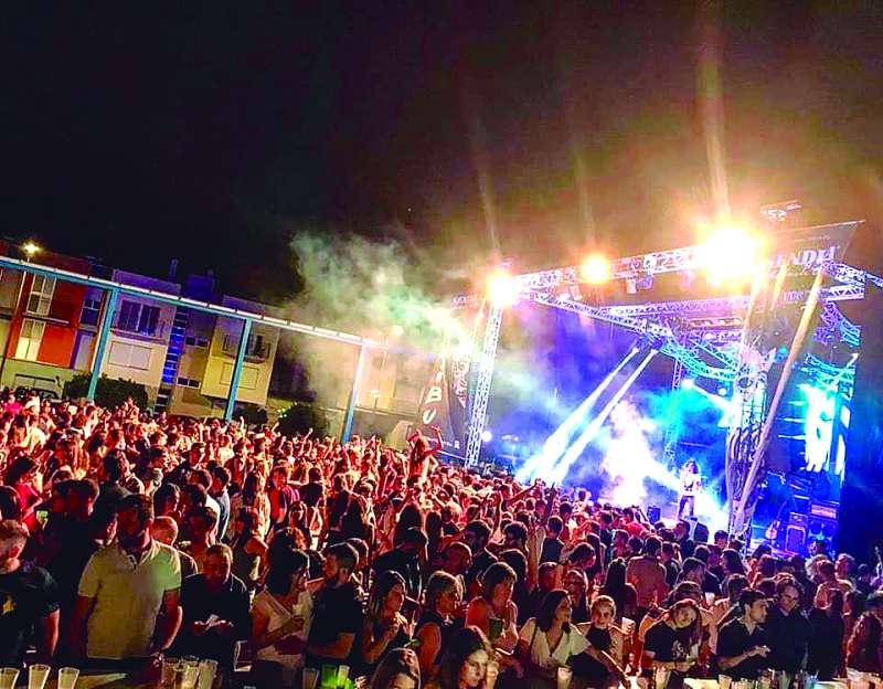 Festes de Benavites de 2019.