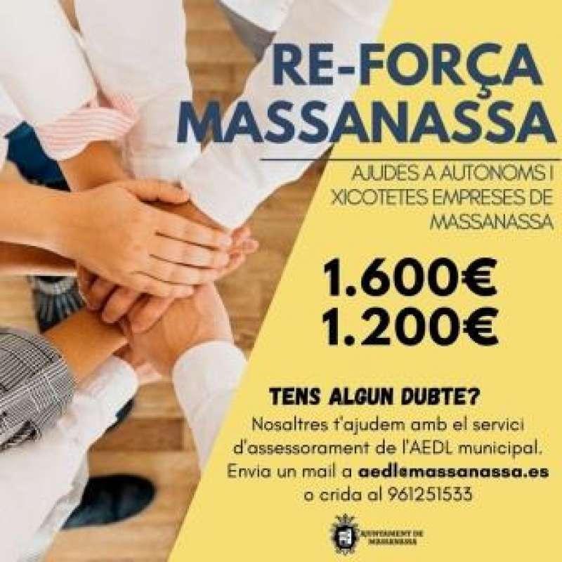 Ayudas del Ayuntamiento. EPDA
