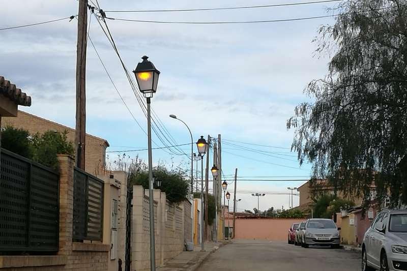 Urbanización Bonanza (Nàquera)