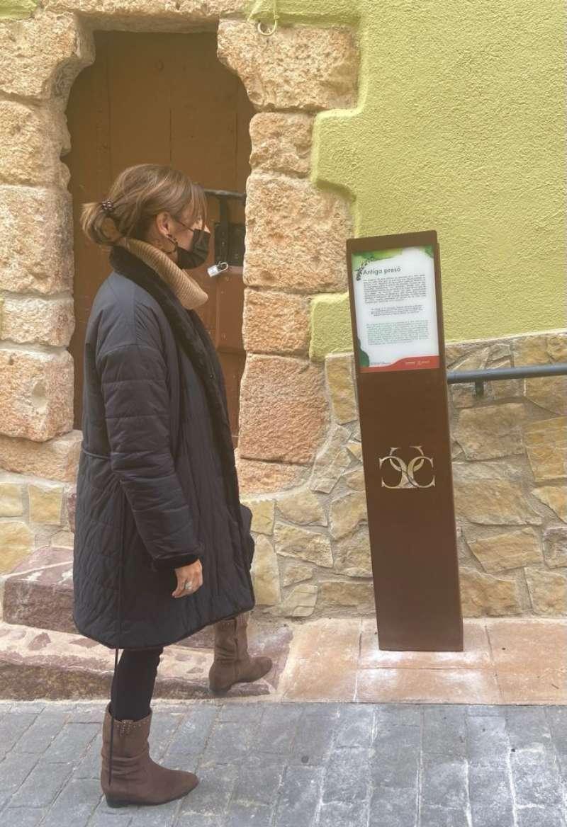 María Ángeles Pallares alcaldesa de Canet