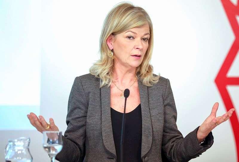 La consellera de Justicia, Interior y Administración Pública, Gabriela Bravo. / EPDA