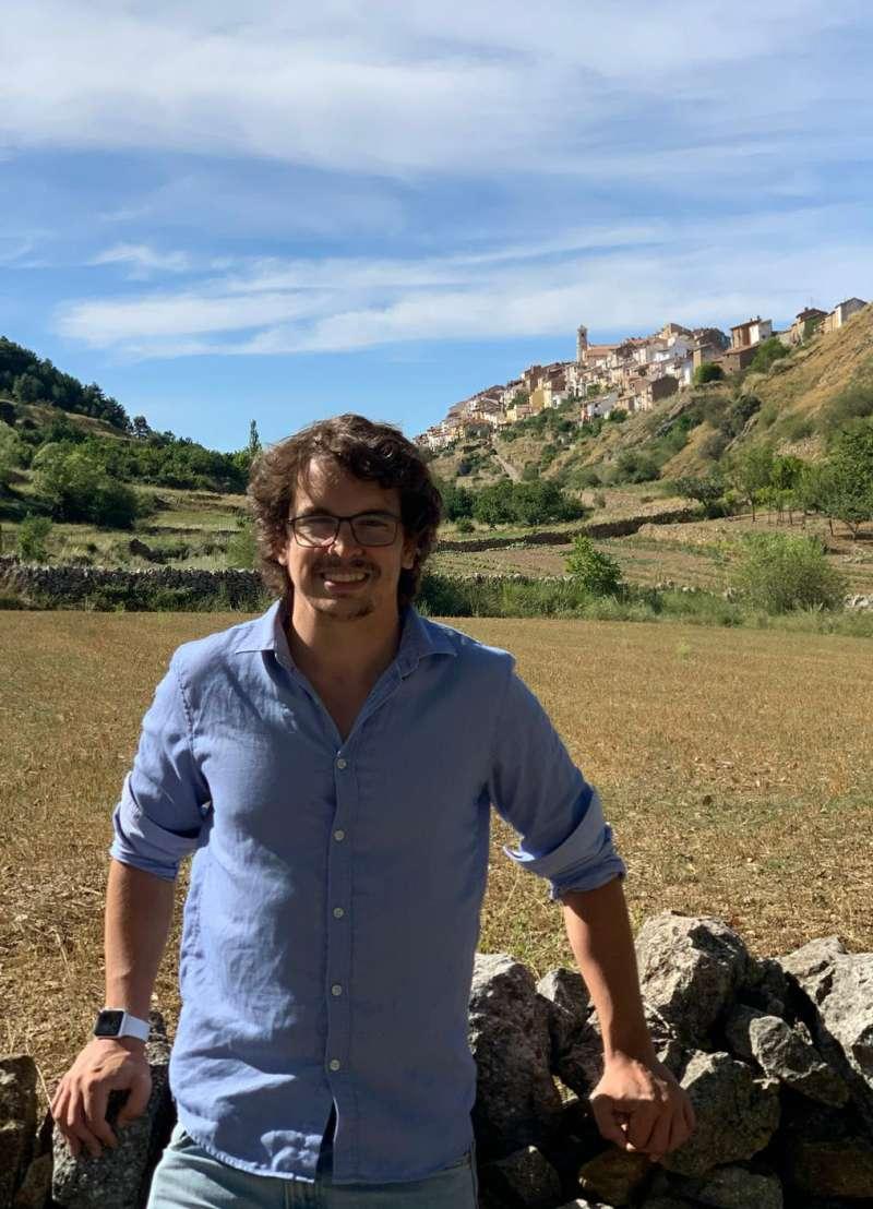 Jairo Sans, portavoz del PP de Vilafranca