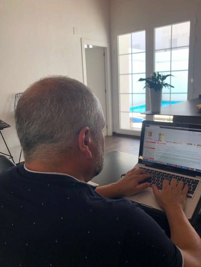 Gestiones online en Paterna. EPDA