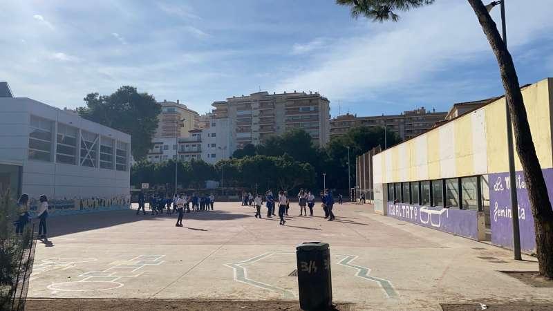 Colegio La Mediterrània de Oropesa / EPDA