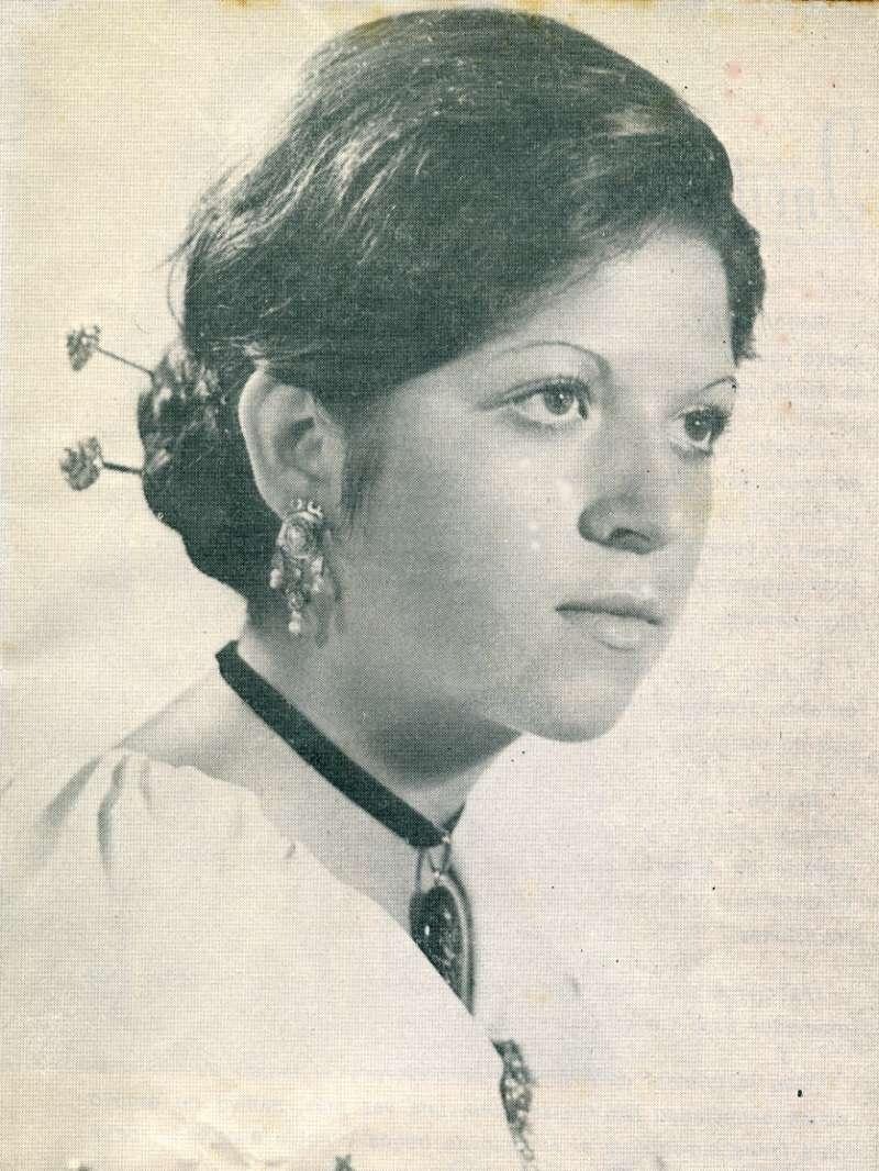 Cuevasanta Tenas, Reina en 1973