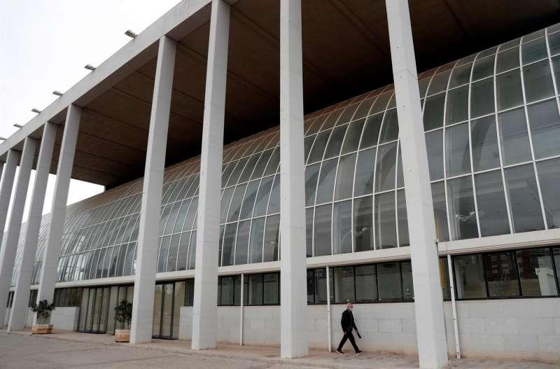 Vista general del Palau de la Música de València.