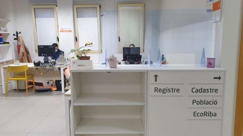 Oficina de empleo. EPDA.