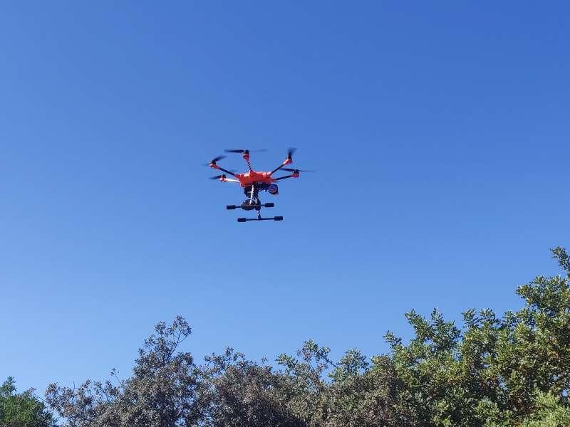 Dron Vinaròs