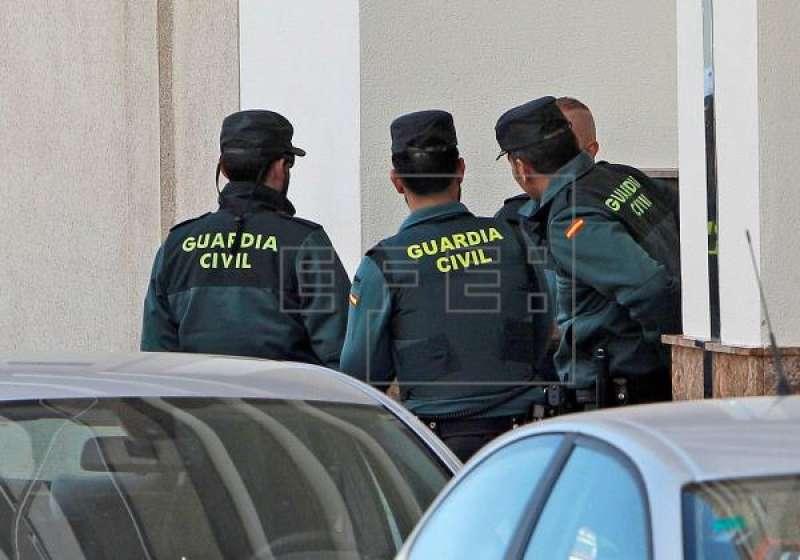 Imagen de archivo de Guardia Civil. EFE