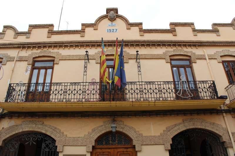 Ayuntamiento de Almàssera. EPDA.