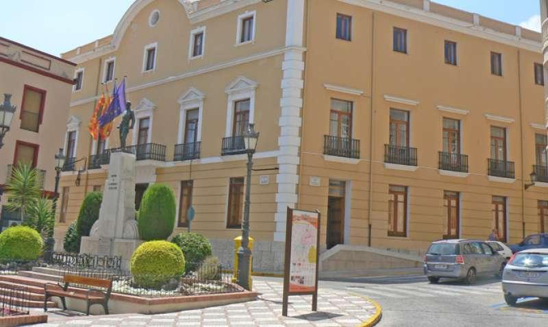 Ayuntamiento de Oliva