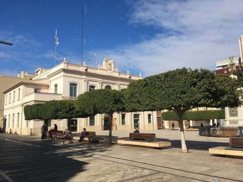 El municipio de Alfafar. EPDA
