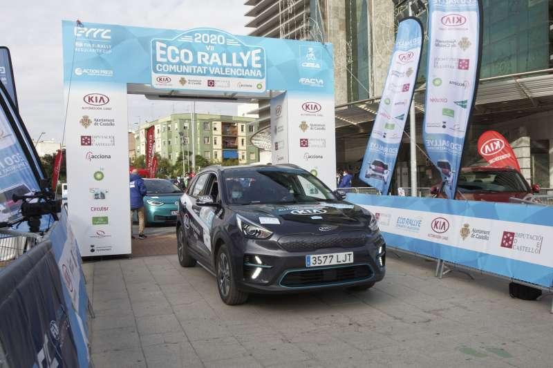 Foto Coche Rallye Morella