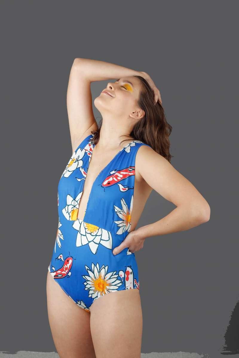 Colección de bañadores Gregal EcoDesign / EPDA