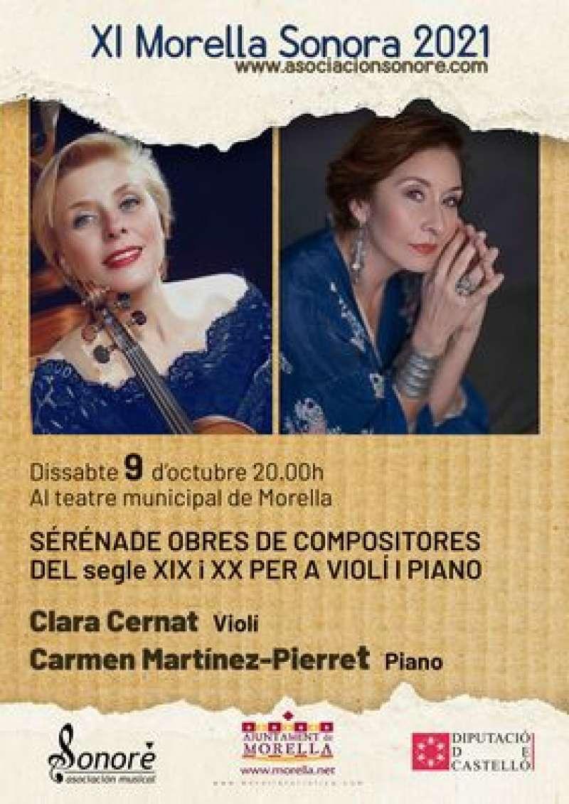 Carmen Martínez y Clara Cernat/EPDA